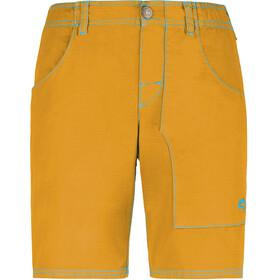 E9 Scintilla korte broek Dames geel